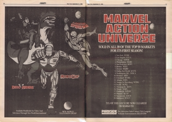Marvel Action Universe Advertisement - Variety.jpg